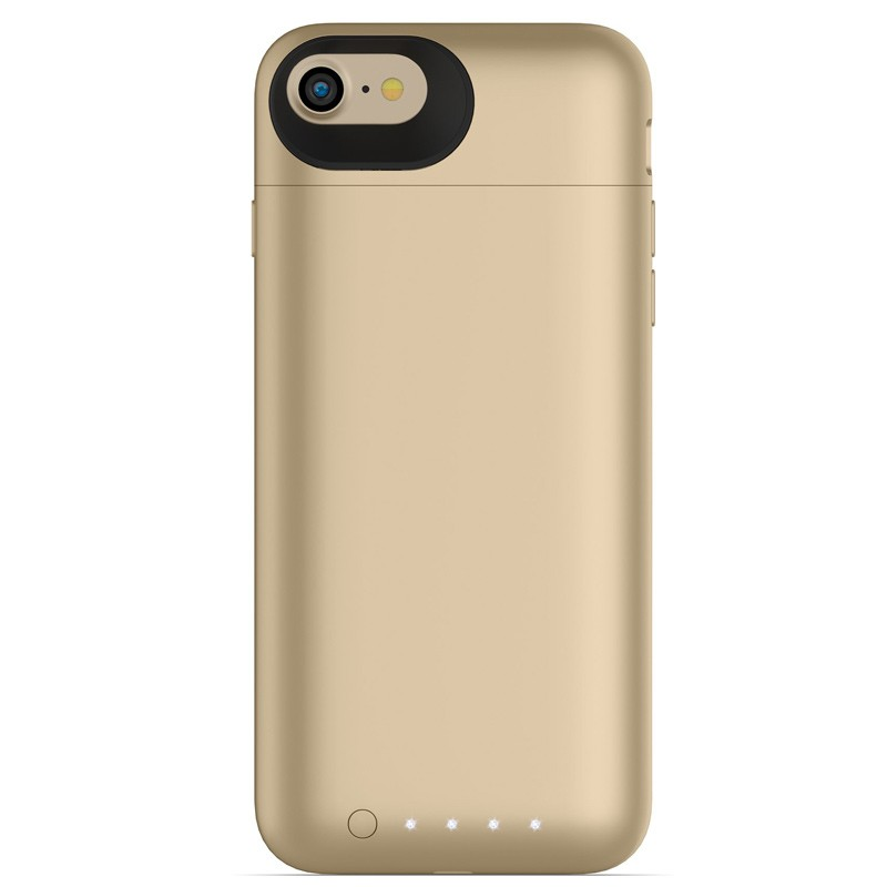 Mophie - Juice Pack Air iPhone 7 Gold 04
