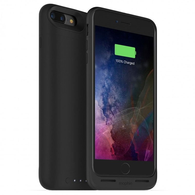 Mophie - Juice Pack Air iPhone 7 Plus Black 01