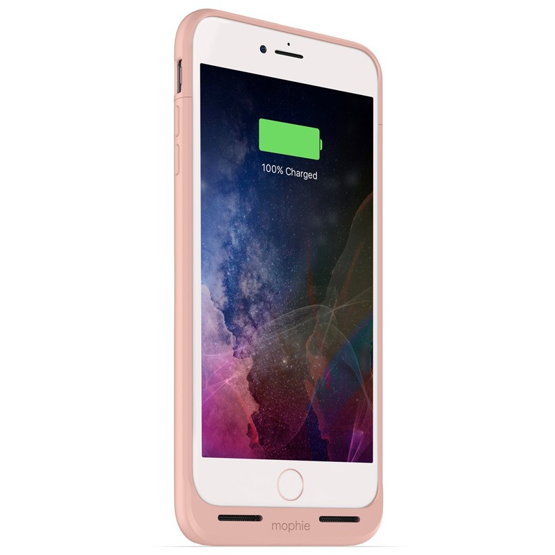 Mophie - Juice Pack Air iPhone 7 Plus Rose Gold 03
