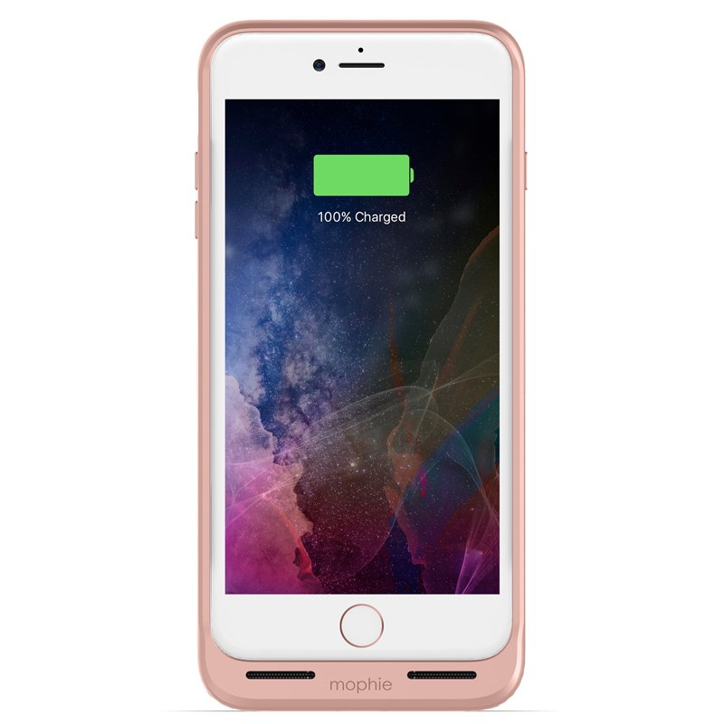 Mophie - Juice Pack Air iPhone 7 Plus Rose Gold 02