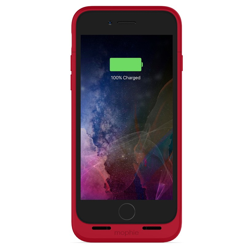 Mophie - Juice Pack Air iPhone 7 Red 02