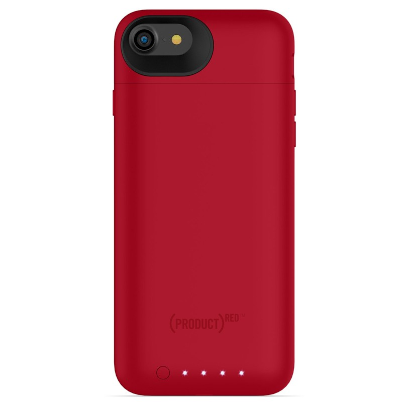 Mophie - Juice Pack Air iPhone 7 Red 04