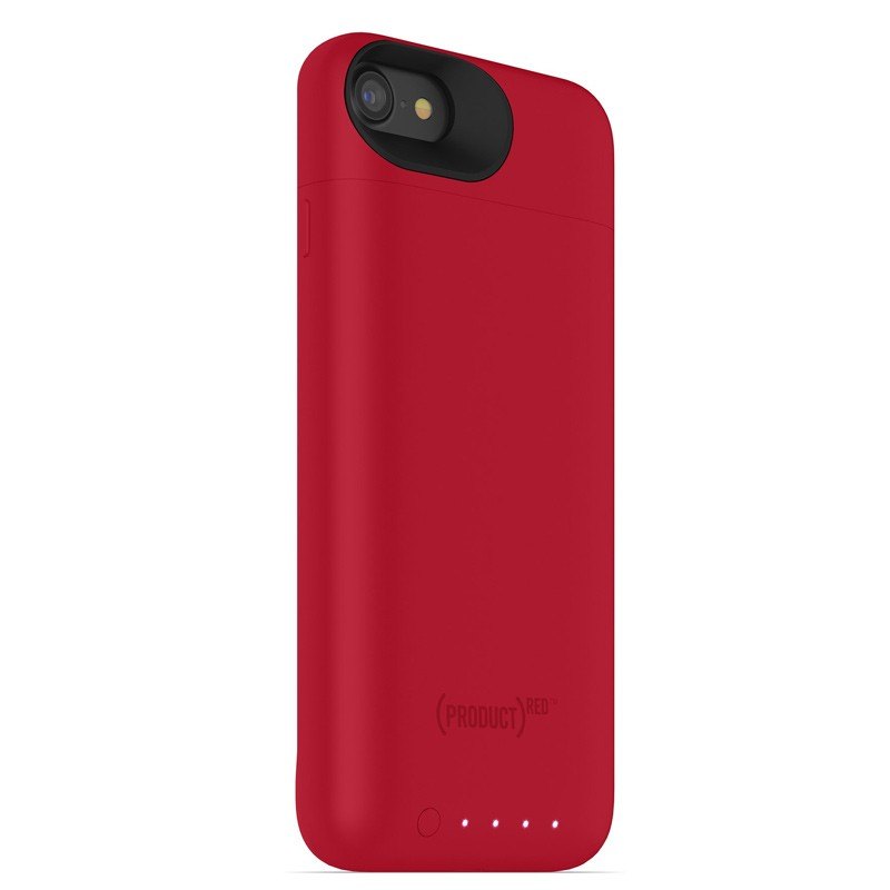 Mophie - Juice Pack Air iPhone 7 Red 05