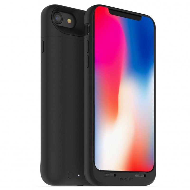 mophie juice pack air iphone x zwart - 1