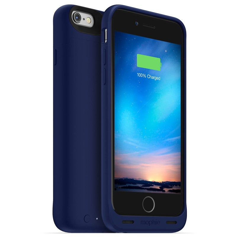 Mophie - Juice Pack Reserve iPhone 6 / 6S Blue 01