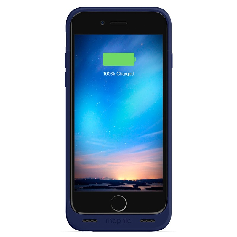 Mophie - Juice Pack Reserve iPhone 6 / 6S Blue 02