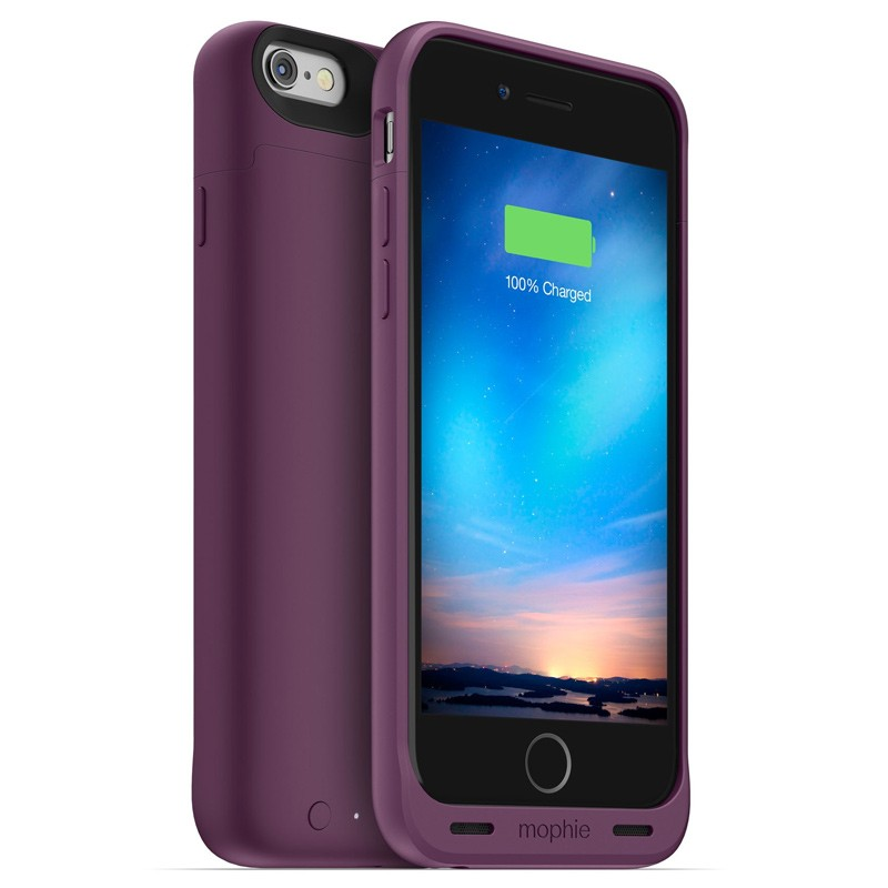 Mophie - Juice Pack Reserve iPhone 6 / 6S Purple 01