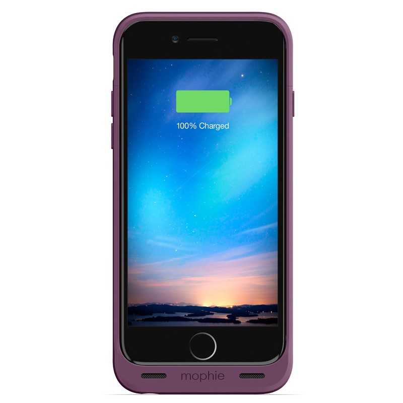 Mophie - Juice Pack Reserve iPhone 6 / 6S Purple 02