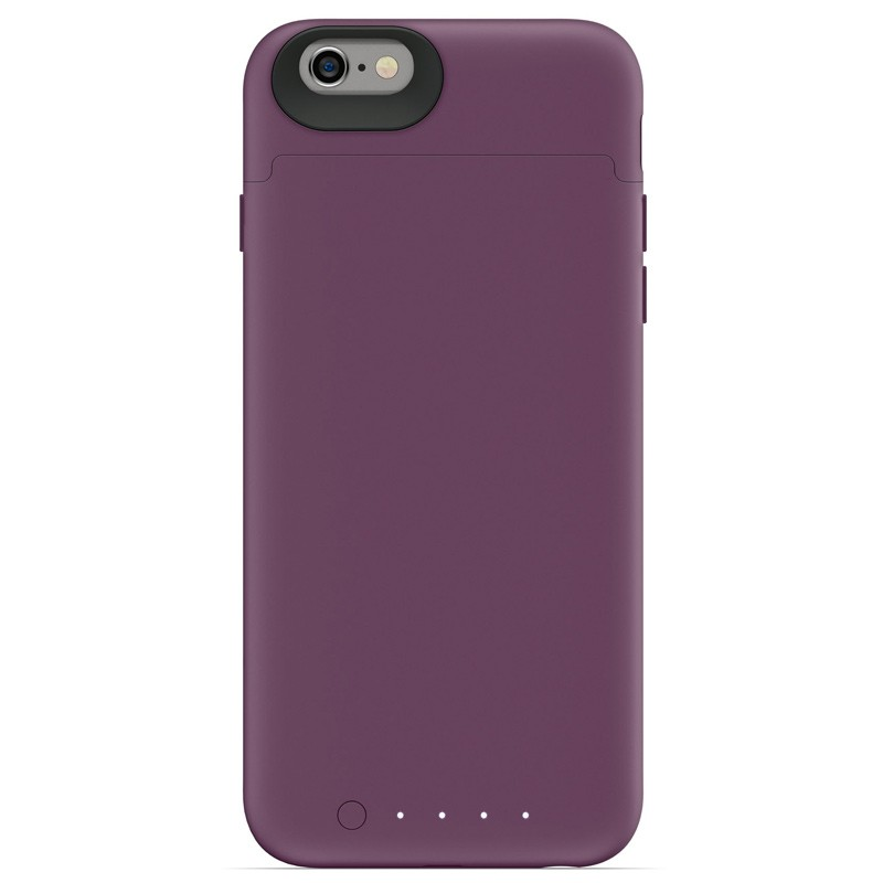 Mophie - Juice Pack Reserve iPhone 6 / 6S Purple 04