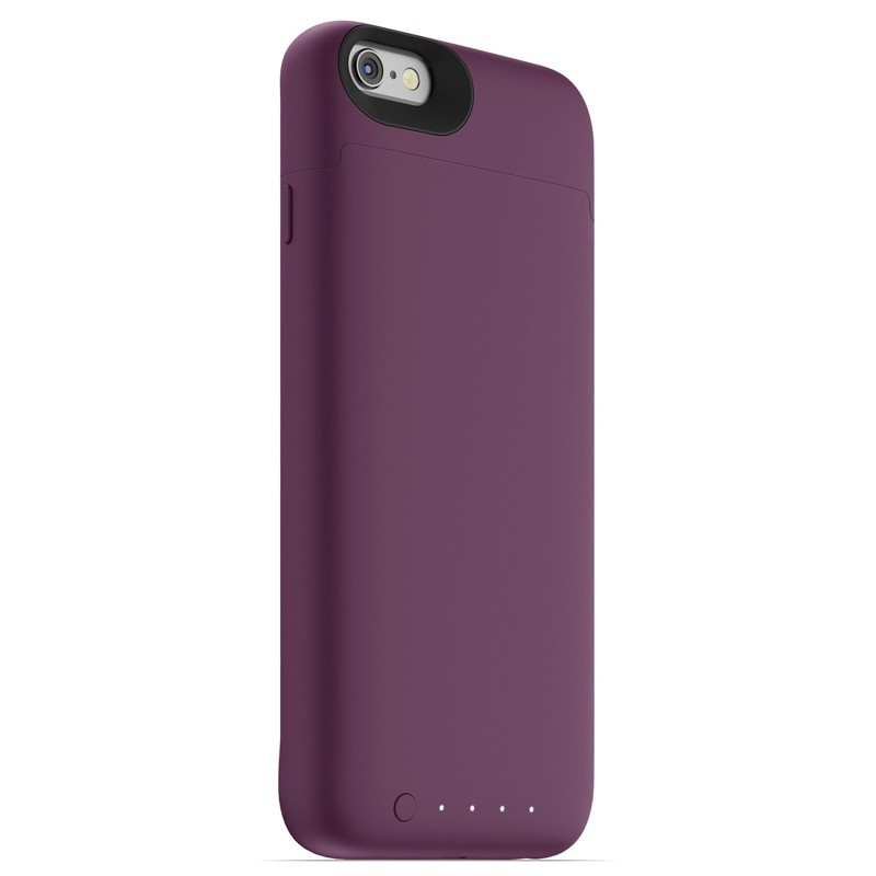 Mophie - Juice Pack Reserve iPhone 6 / 6S Purple 03
