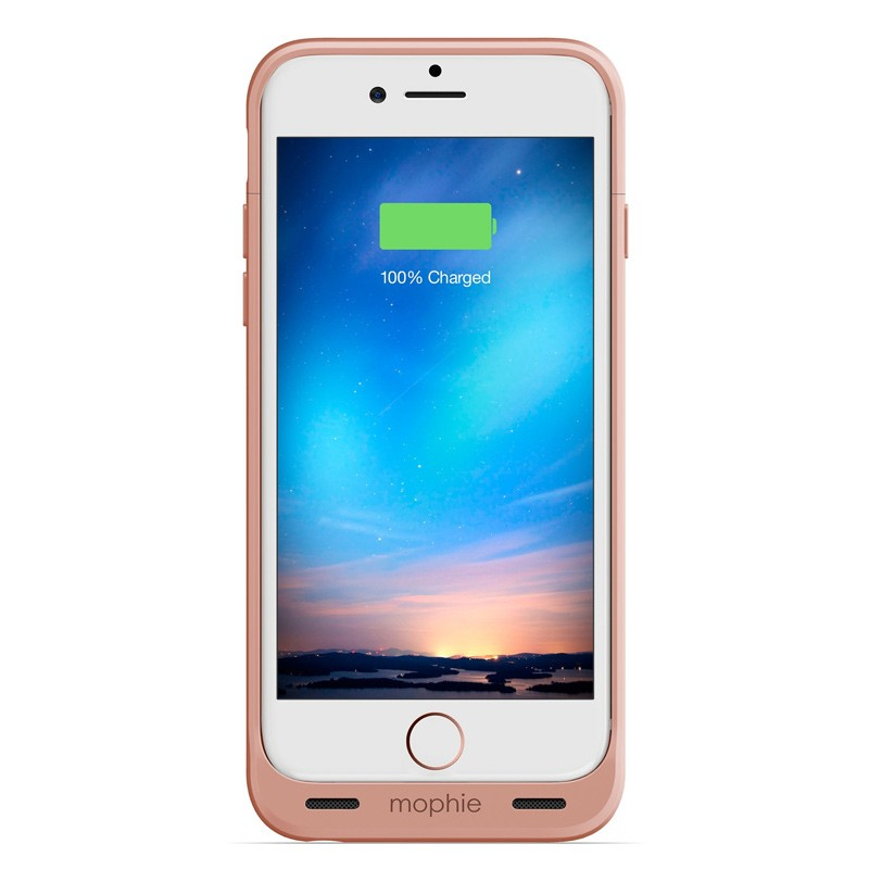 Mophie - Juice Pack Reserve iPhone 6 / 6S Rose Gold 02