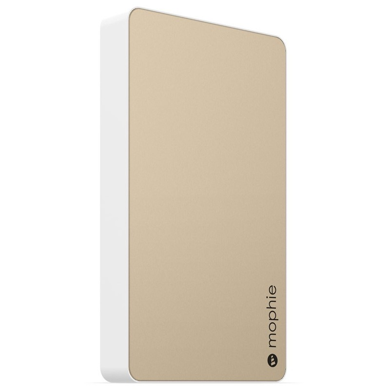 Mophie - Powerstation 6.000mAh Gold 01