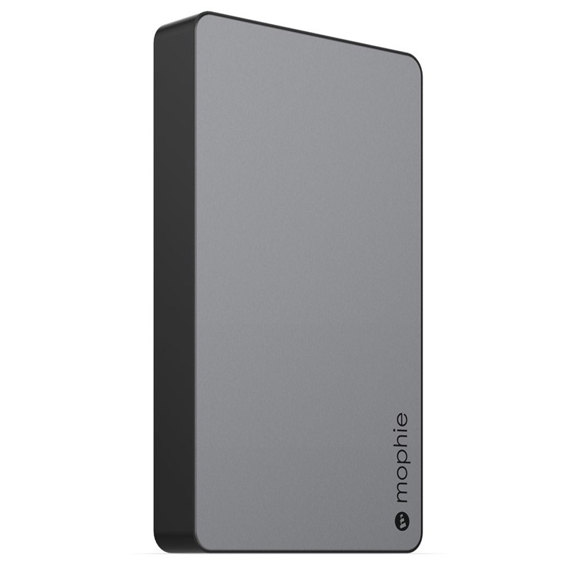Mophie - Powerstation 6.000mAh Space Grey 01