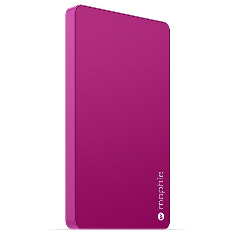 Mophie - Powerstation Mini 3.000mAh Pink 01