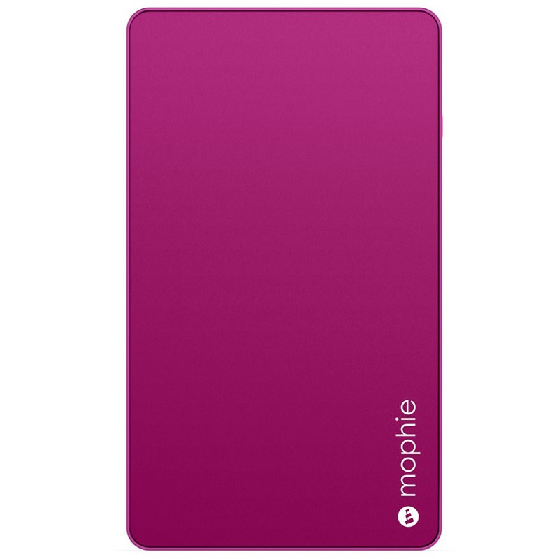 Mophie - Powerstation Mini 3.000mAh Pink 02