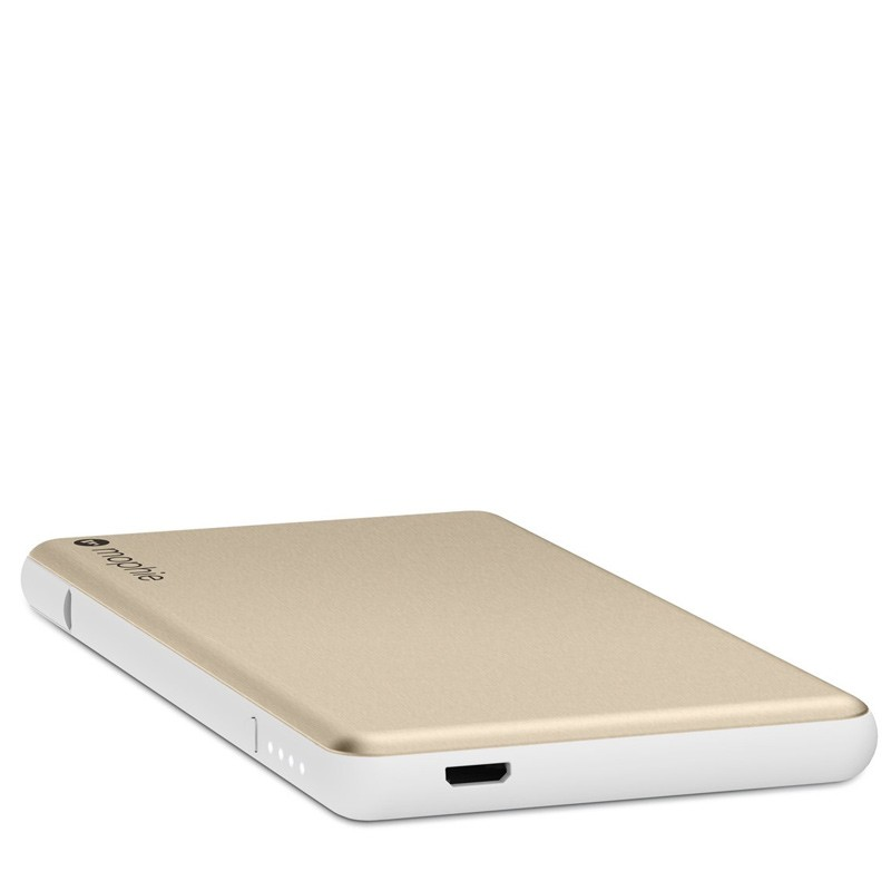 Mophie - Powerstation Plus Mini 4.000mAh Gold 03