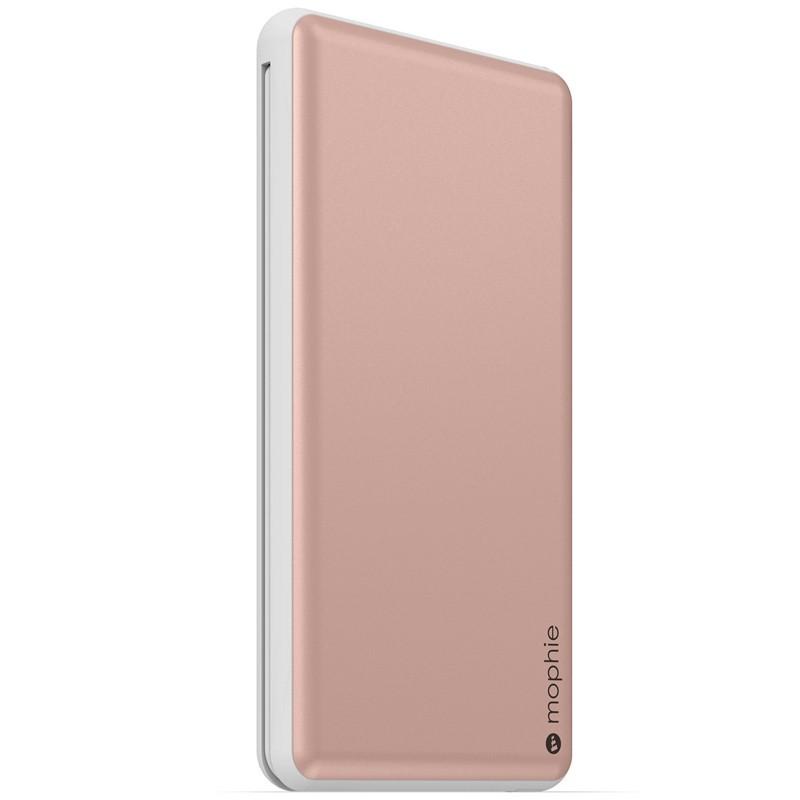 Mophie - Powerstation Plus XL 12.000mAh Rose Gold 04