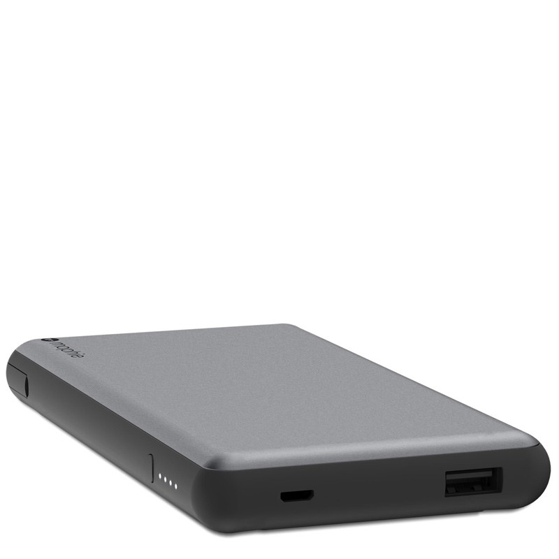 Mophie - Powerstation Plus XL 12.000mAh Space Grey 03