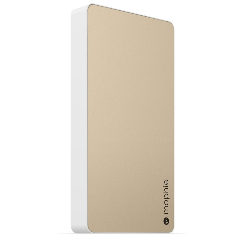 Mophie - Powerstation XL 10.000mAh Gold 01