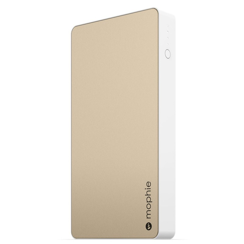 Mophie - Powerstation XL 10.000mAh Gold 04