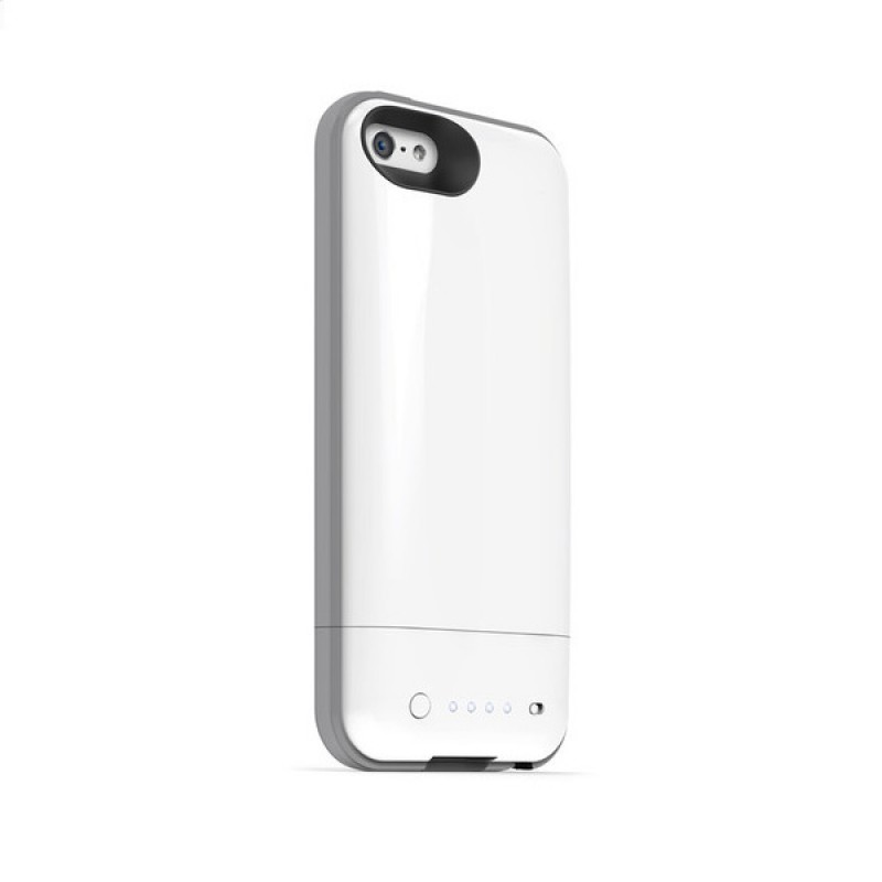 mophie juice pack plus iphone 5 White - 2