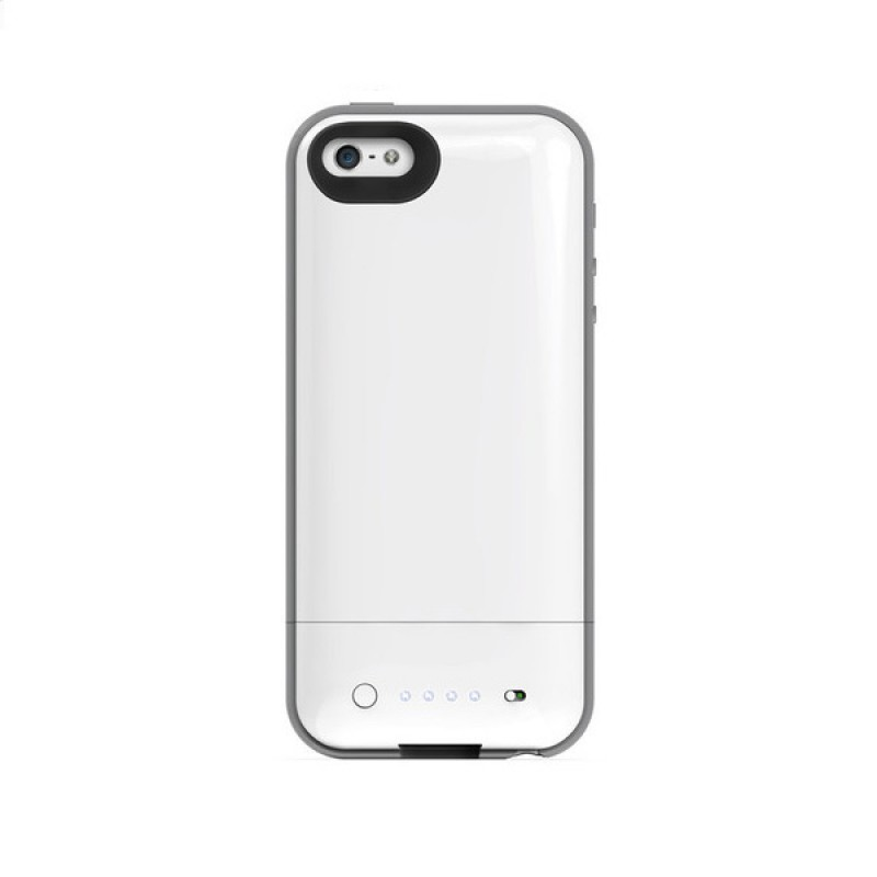 mophie juice pack plus iphone 5 White - 3