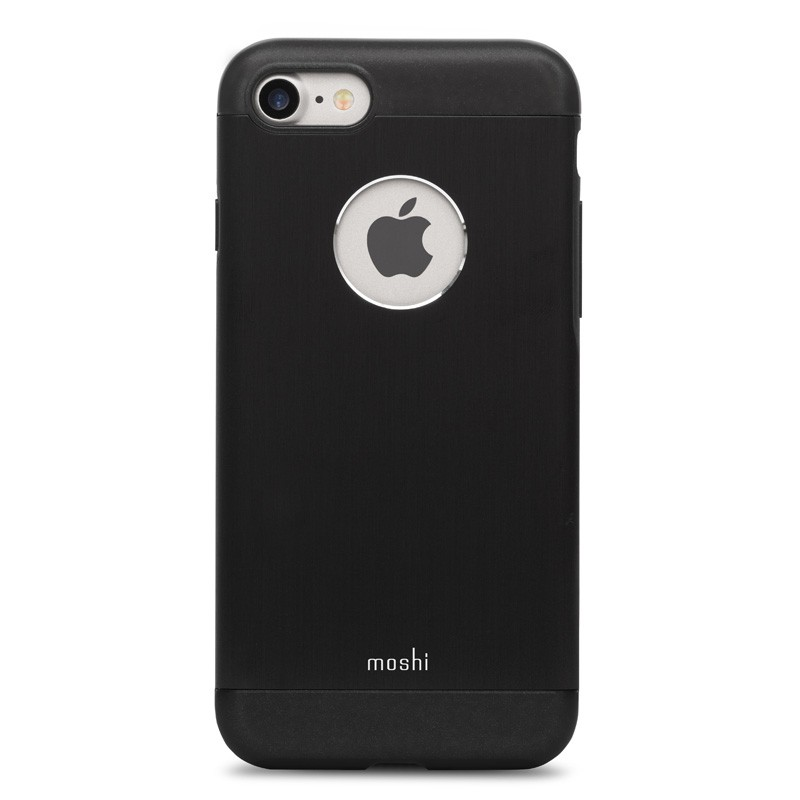 Moshi iGlaze Armour iPhone 7 Onyx Black - 1