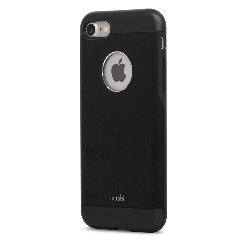 Moshi iGlaze Armour iPhone 7 Onyx Black - 2
