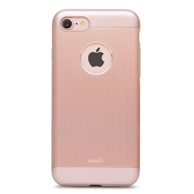 Moshi iGlaze Armour iPhone 7 Rose Gold - 1