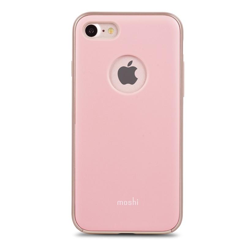 Moshi iGlaze Napa iPhone 7 Blush Pink - 1