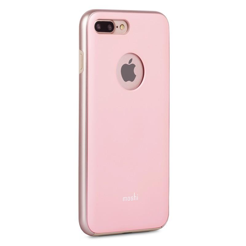 Moshi iGlaze Napa iPhone 7 Plus Blush Pink - 3