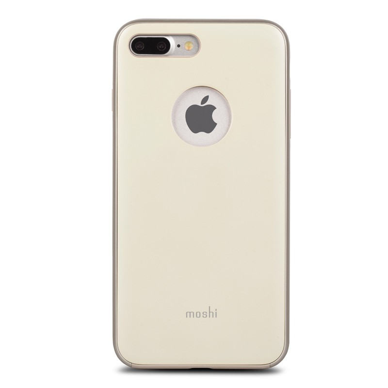 Moshi iGlaze Napa iPhone 7 Plus Mellow Yellow - 1