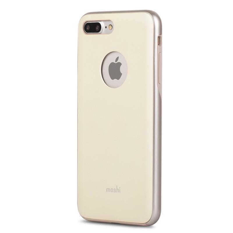 Moshi iGlaze Napa iPhone 7 Plus Mellow Yellow - 2
