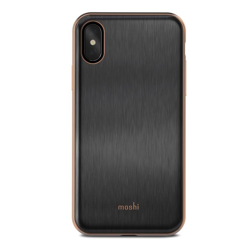 Moshi iGlaze iPhone X Imperial Black - 2