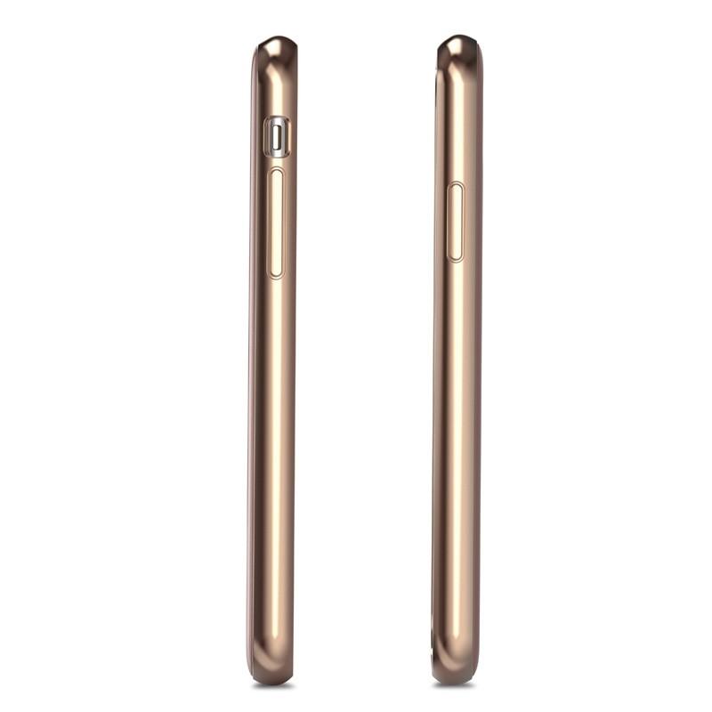 Moshi iGlaze iPhone X/Xs Taupe Pink - 4