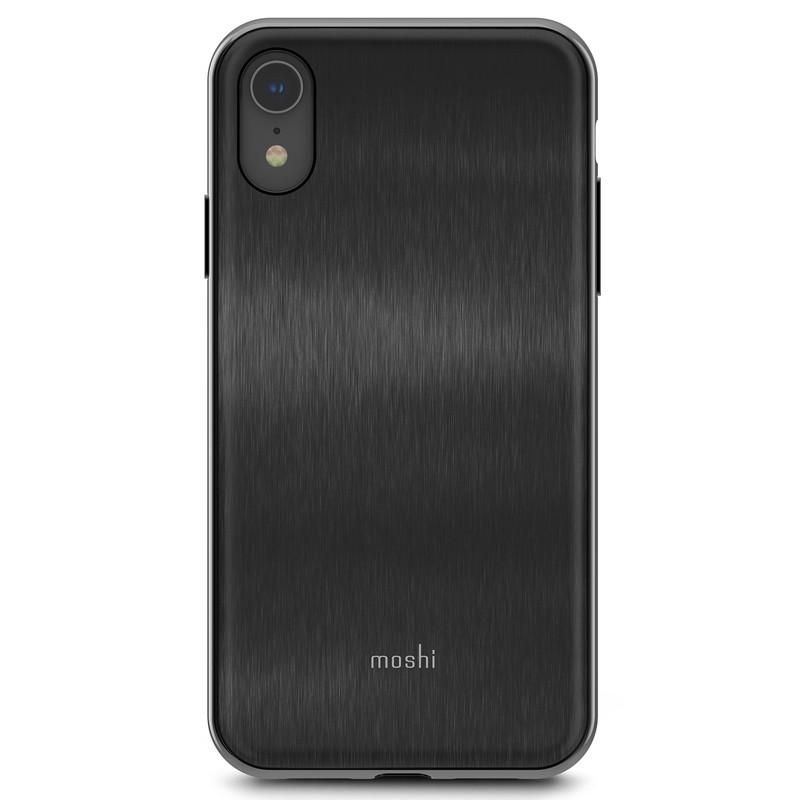 Moshi iGlaze iPhone XR Cover Armour Black 01