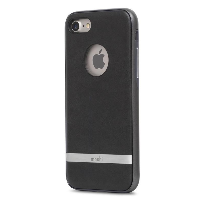 Moshi iGlaze Napa iPhone 7 Charcoal Black - 2
