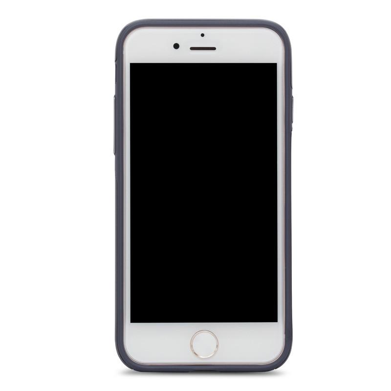 Moshi iGlaze Napa iPhone 7 Charcoal Black - 4