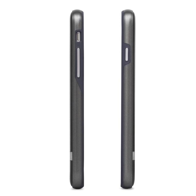 Moshi iGlaze Napa iPhone 7 Charcoal Black - 5