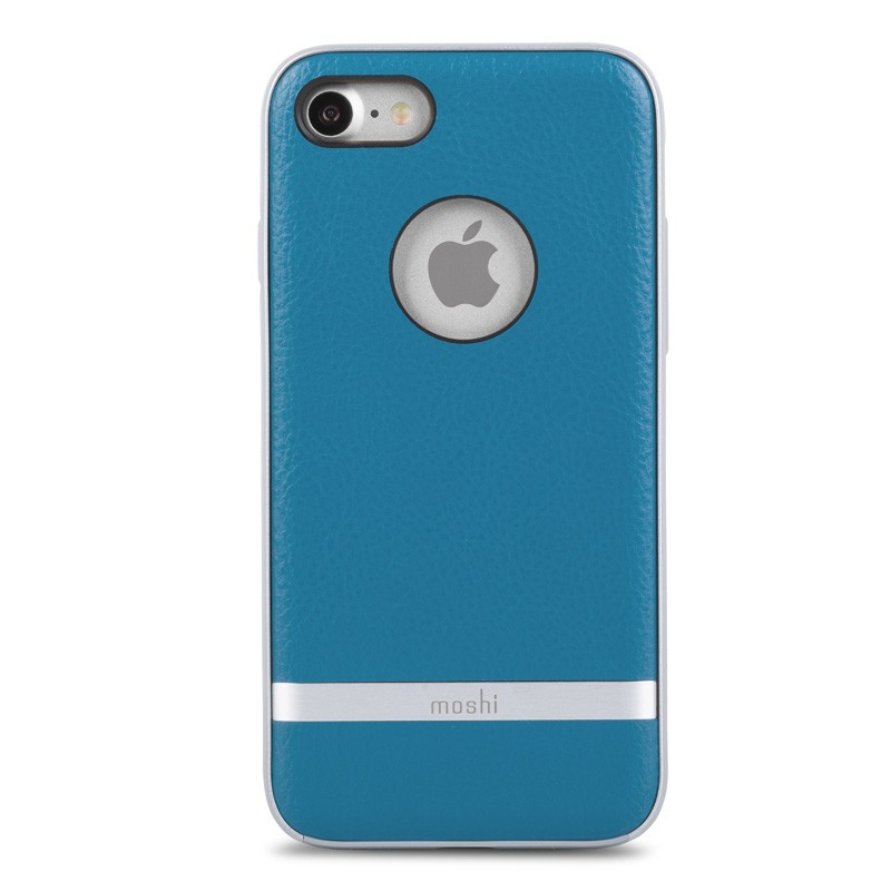 Moshi iGlaze Napa iPhone 7 Marine Blue - 1