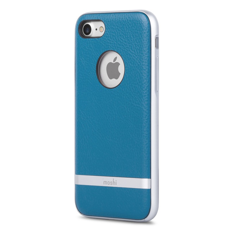 Moshi iGlaze Napa iPhone 7 Marine Blue - 2