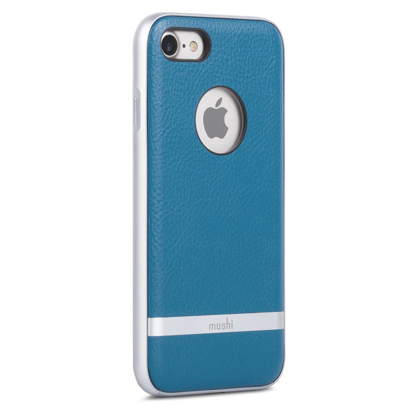 Moshi iGlaze Napa iPhone 7 Marine Blue - 3