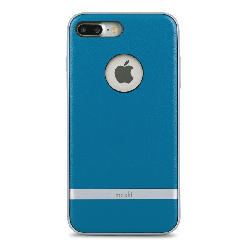 Moshi iGlaze Napa iPhone 7 Plus Marine Blue - 1