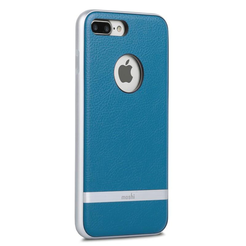 Moshi iGlaze Napa iPhone 7 Plus Marine Blue - 3