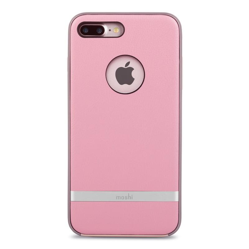 Moshi iGlaze Napa iPhone 7 Plus Melrose Pink - 1