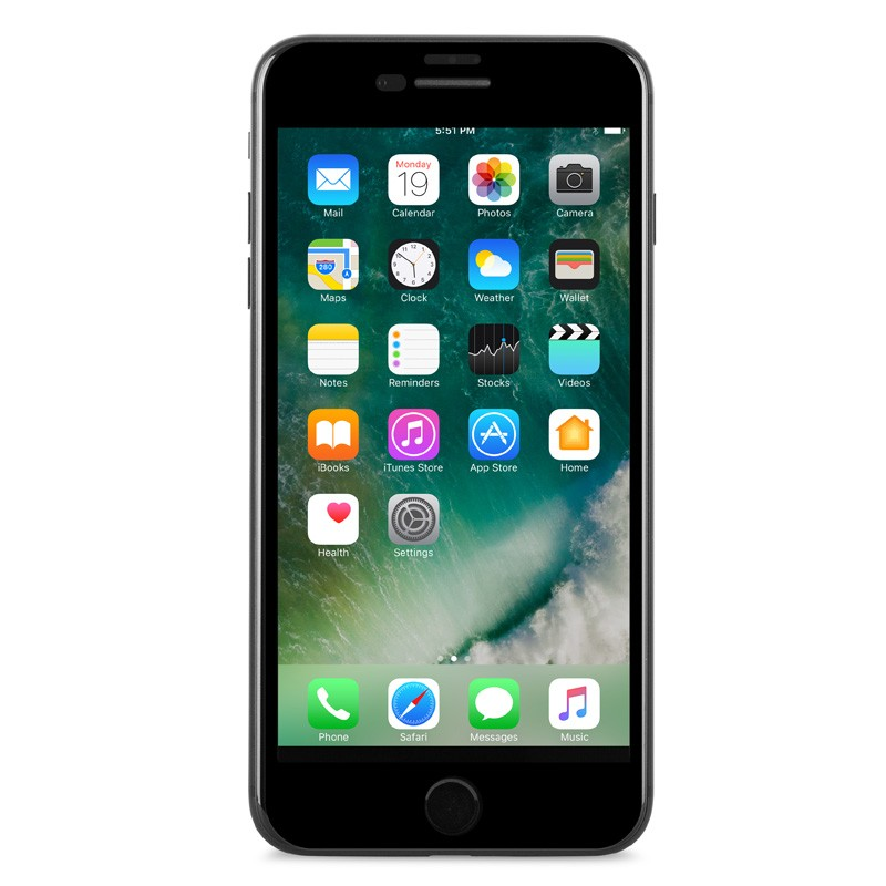 Moshi IonGlass iPhone 6/6S/7 Plus Black - 4