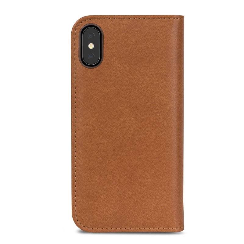 Moshi Overture iPhone X Wallet Caramel Brown - 3