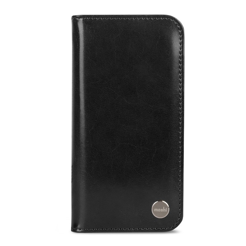 Moshi Overture iPhone X/Xs Wallet Charcoal Black - 2