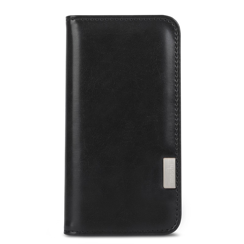 Moshi Overture Wallet iPhone 7 Charcoal Black - 1
