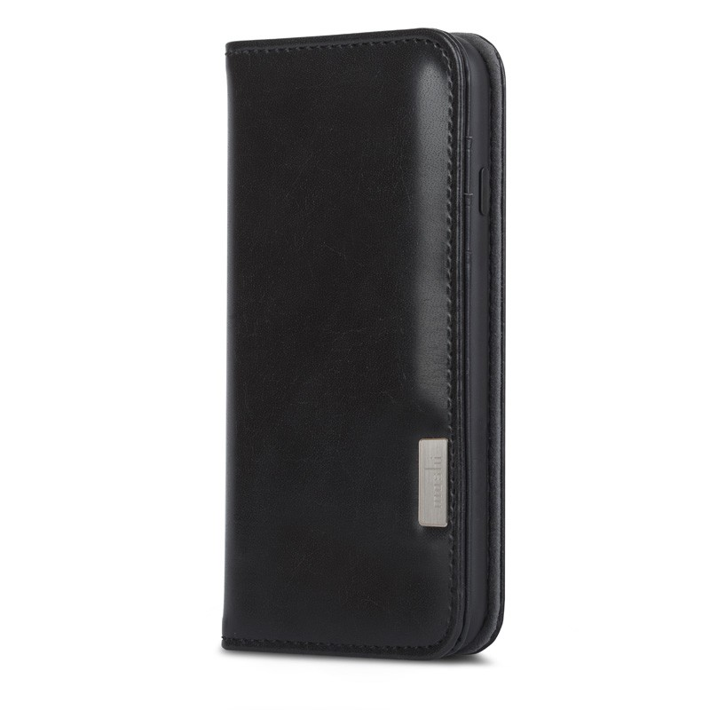 Moshi Overture Wallet iPhone 7 Charcoal Black - 2
